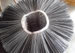 Industrial PP Steel Wire Circle Replacement Brushes For Road Sweepers