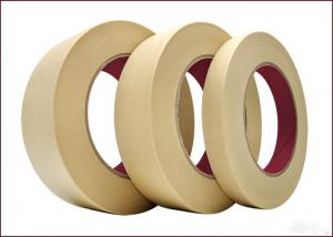 China High Temperature Masking Tape For Bundling / Painters Masking on sale