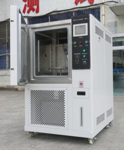 China 800L Automatic Rubber Ozone Corrosion Resistant Weathering Aging Test Chamber on sale