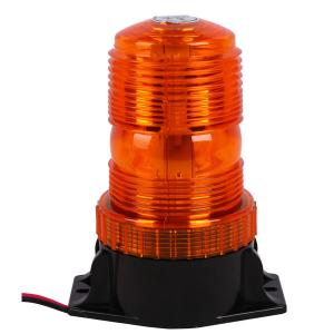 China 9 W Forklift Warning Light Led Lamp 10-110 - DC Wide Pressure Rotating With Voice Signal Forklift Accessories on sale