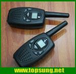 Tokiwalki del walkie de la película hablada de la gama larga T628 favorable