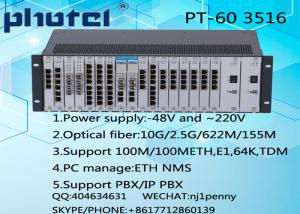 China STM-16 SDH multiplexer STM-4 SDH multiplexer MSAP MSTP on sale