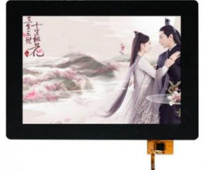 China 8.0 Inch Capacitive Lcd Touch Panel With GT911 Low Power Consumption on sale