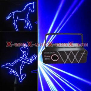 China Blue Laser Projector SB500 single blue disco laser stage lighting on sale