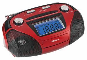 China FP-833R digital clock fm/am sw radio receiver with USB recorder on sale