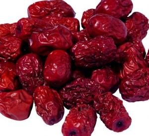 China Dried, Pitted Red Dates In Chinese Herbal Medicine / Calendar With  Jujube Fruit on sale