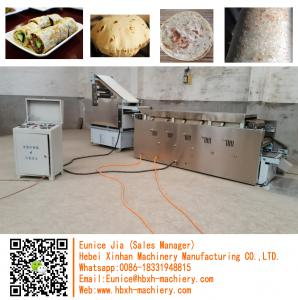 China Food?Machinery/Arabic Pita?Bread making machine,Automatic Naan?Chapati?Roti Tortilla Lavash Maker?MakingMachine on sale