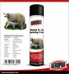 Aeropak 500ML Sheep and Tail  Marking Paint