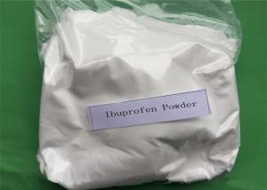 China 99% Purity Pharmaceutical Raw Materials White Ibuprofen Lysine API Ibuprofen Powder on sale
