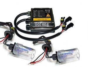 China H1 H3 12V 55W 3000K 6000K Single Beam Reverse Voltage Protection HID Xenon Conversion Kits on sale