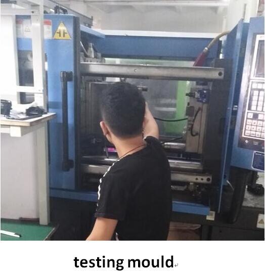Professional Plastic Injection Moulding Items Automobile Spare Parts