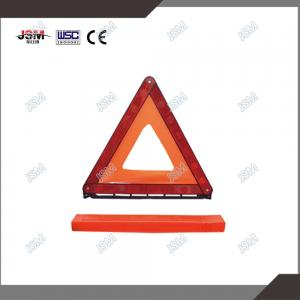 China Reflective car safety roadway traffic warning triangle reflector on sale