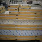Cold Room 50mm 100mm 200mm 250mm Thermal Insulation PU Sandwich Panel with Camlock