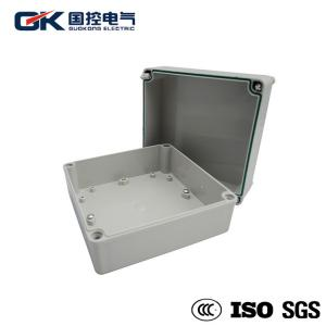China 240V ABS Enclosure Box Exterior , Plastic Enclosure For Electronic Products on sale