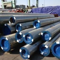 Durable Seamless Steel Pipe ASTM A106 Gr. B For High Temperature Service