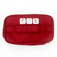 Lightweight Small Travel Cosmetic Bags , Makeup Organizer And Travel Bag
