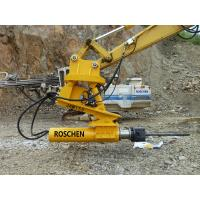 High Performance Down The Hole Drilling Hydraulic Rock Splitter For Quarrying Splitting