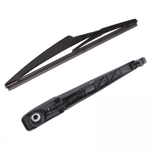 China Car Windshield Wipers / Highlander Toyota Wiper Blades Soft Natural Rubber on sale