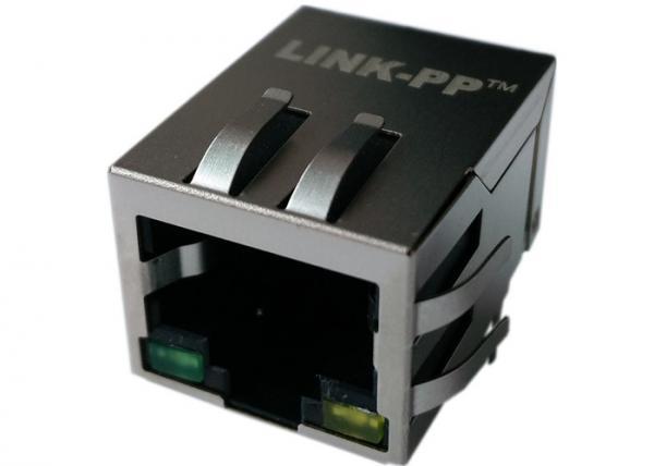 POE PulseJack JD0-0004NL Rj45 Power Over Ethernet Pinout 10/100BT ...