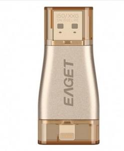 China iphone test fixture EAGET i50 Flash drive for iPhone, iPad, Apple Computers USB 3.0 flash drive on sale