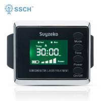 China Soft Iaser Therapy Watch Laser Therapy To Reduce High Blood Pressure High Cholesterol on sale
