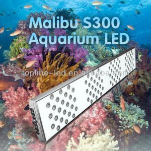 China Newest Shenzhen LEDZEAL Malibu 4ft sunrise and sunset mode led aquarium light with WIFI controller on sale