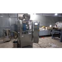 Capsule Filler  Machine For Powder / Capsule Filling Machine For Pallet 800 Capsules / Min
