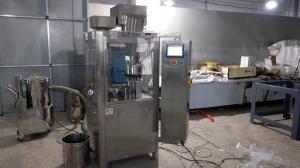 China Capsule Filler  Machine For Powder / Capsule Filling Machine For Pallet 800 Capsules / Min on sale