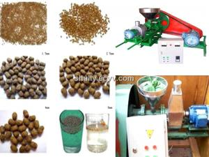 China 1t mini poultry feed pellet mill on sale