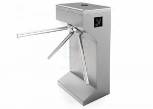 China 強打カード ウエストの高さの回転木戸の指紋のアクセス管理システム on sale