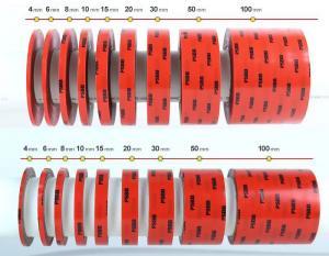 China 3M Quality VHB Acrylic Adhesive Double sided Foam Tape on sale