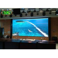 HD Smd Indoor P7.62 Led Video Display For Shopping mall , Advertising wall