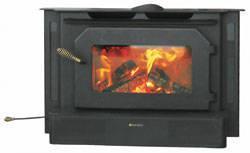 China HW36 Insert Wood Fireplace on sale