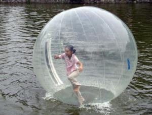 China Hotsale Inflatable Human Sphere for Kids Inflatable Pool on sale