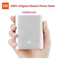 100% Original Xiaomi PowerBank 10400mAh Xiaomi 10400mah External Battery For Iphone phones