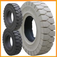 High Quality Forklift Solid Tire 6.00-9 6.50-10 7.00-12 28x9-15
