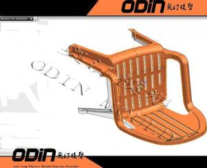 China China Plastic Chair Mould Supplier odin plastic mould from far east on sale