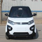 4kw Electric Golf Carts 2295 * 1330 * 1720 with Separated Excited Dc Motor