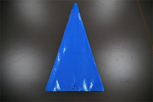 China Polyethylene Triangle Blue Disposable Piping Bags Pastry Icing Bag Eco Friendly on sale