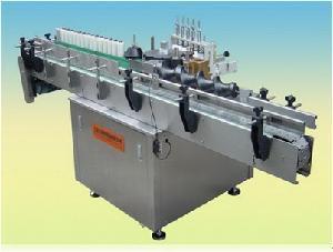 China automatic self-adhesive labeling machine on sale