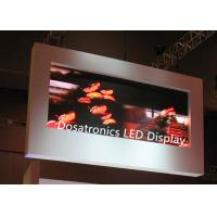 Outdoor LED Advertising Display Board P10mm , Large Video Screen High Brightness