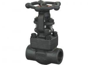 China 800LB LF2 A105N,OS / Y Bolted Bonnet Water Gate Valve Regular Port Sturdy Design on sale