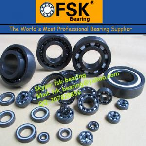 China Low Price Si3N4 Hybrid Ceramic Bearings 6200 6201 6202 6203 6204 6205 6206 6207 6208 on sale