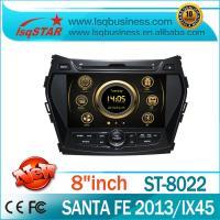 Wifi Hyundai DVD Player Dual Zone Display Touch Screen
