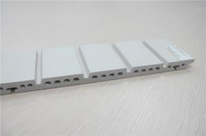 Quality White Facade Cladding Systems , Anti - Fire Exterior Wall Cladding Systems for sale
