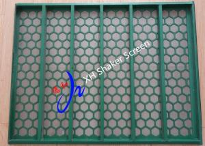 Quality NOV Brandt VSM300 Stainless Steel Frame Shale Shaker Screen Primary Scalping for sale