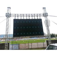 SMD3535 1920Hz P6 Led Advertising Displays For Outdoor Adv / Show / Events