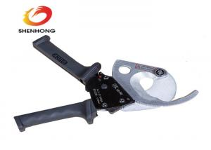 China ISO Underground Cable Installation Tools , Copper & Aluminum Ratchet Wire Cutter on sale