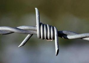 China 3 Stand Razor Barbed Wire High Security Airport Fence Barbed Wire Razor Wire on sale