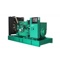 China Residential Backup Cummins Diesel Generator With AC Three Phase on sale